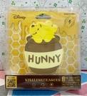 【震撼精品百貨】Winnie the Pooh 小熊維尼~造型無線充電盤-蜂蜜罐*98104