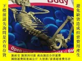 二手書博民逛書店Eyewonder罕見human bodyY241667
