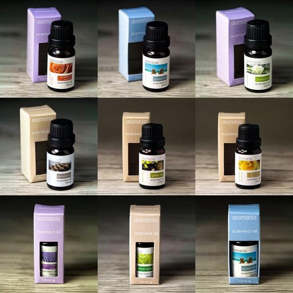 英國 Aromania 香薰精油 香薰油 植物香水 香氛精油 加濕器 香氛機 水氧機 精油 香氛 精油補充液