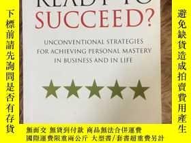二手書博民逛書店Are罕見you ready to succeed ?你準備好成