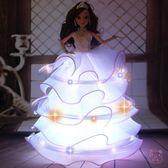 芭比娃娃會說話智慧遙控婚紗芭比娃娃套裝公主女孩仿真玩具生日禮物洋娃娃XW(中秋烤肉鉅惠)