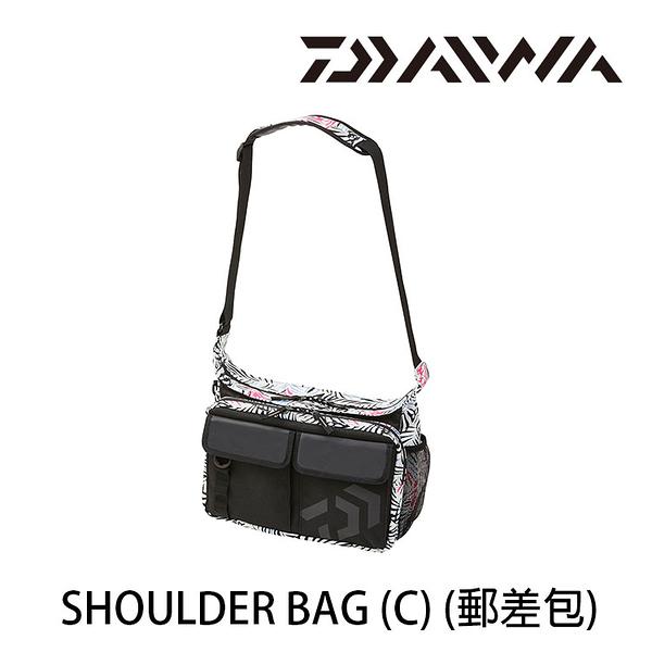 漁拓釣具 DAIWA SHOULDER BAG [C] [郵差包]