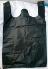 [協貿國際]加厚背心垃圾袋家用手提袋黑色...