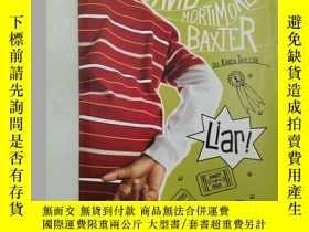 二手書博民逛書店David罕見Mortimore Baxter: Liar!Y1