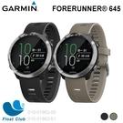 GARMIN Forerunner 645 運動腕表 GARMIN PAY GPS (黑色/灰色) 010-01863-50