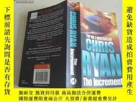 二手書博民逛書店CHRIS罕見RYAN THE INCREMENT11398 C