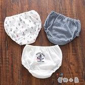 實惠3件裝 兒童內褲純棉透氣褲衩寶寶三角褲男女童【奇趣小屋】