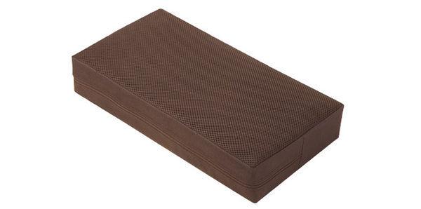 源之氣【小方加高】RM-40026竹炭靜坐墊/二色可選 21x45x9cm