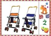 *幼之圓*新款專利設計-外出輕巧方便第三代多功能推車型附輪機車椅~台灣製~