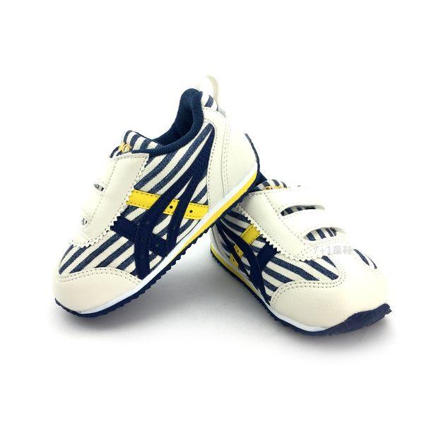 小童 IDAHO BABY CT 4 線條 條紋 亞瑟士運動鞋 慢跑童鞋《7+1童鞋》5149 藍色