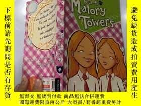 二手書博民逛書店upper罕見fourth at Malory towears4Malory Towers4高中四年級Y200
