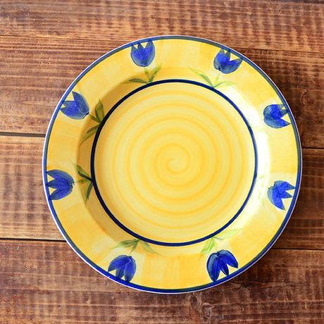 |手繪陶瓷|8.7寸平盤