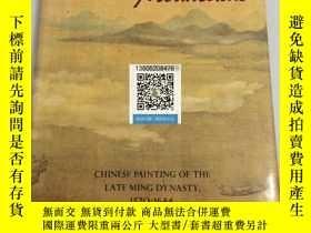 二手書博民逛書店【罕見】高居翰 Distant Mountains: Chine