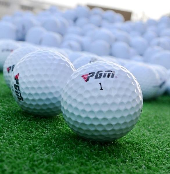 高爾夫球三層