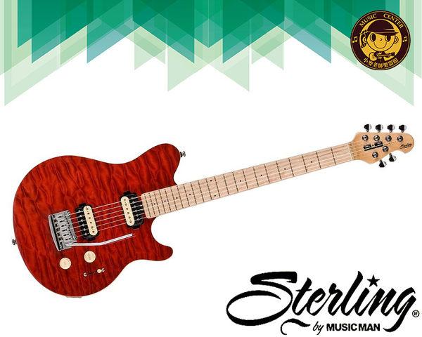 【小麥老師 樂器館】Musicman Sterling S.U.B AX3 電吉他