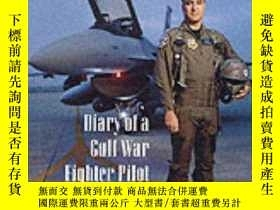 二手書博民逛書店Vipers罕見in the Storm: Diary of a Gulf War Fighter Pilot-風