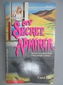 【書寶二手書T1/原文小說_NSW】My Secret Admirer_Carol Ellis