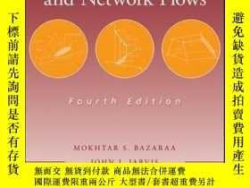 二手書博民逛書店罕見ar Programming and Network Flows, 4th EditionY410016