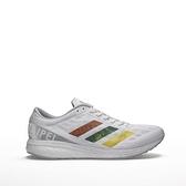 Adidas Adizero Boston 9 W [GW5159] 女鞋 運動 慢跑 休閒 支撐 情侶 愛迪達 白 灰