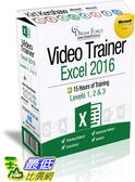 [7美國直購] 2018 amazon 亞馬遜暢銷軟體 Excel 2016 Training Videos – 15 Hours of Excel 2016 training