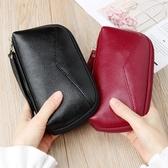 新款女長款錢包時尚大容量手拿包零錢包手機包拉鏈包手抓包女小包