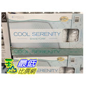 [COSCO代購] C9957633 Carpenter 涼感透氣記憶枕 45 X 60CM