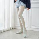 15D啞光T檔天鵝絨防勾絲高彈微壓褲襪  (淺藍)