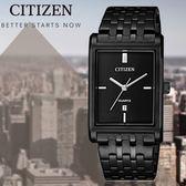 **上FB直播價格更優惠**星辰CITIZEN 黑鋼GENT'S 時尚腕錶 BH3005-56E公司貨 全球1年保固
