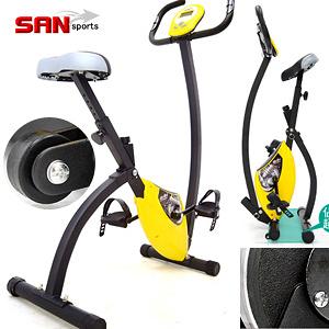 K次元BIKE飛輪式磁控健身車.室內摺疊健身腳踏車.有氧美腿機.推薦【SAN SPORTS】熱銷專賣店