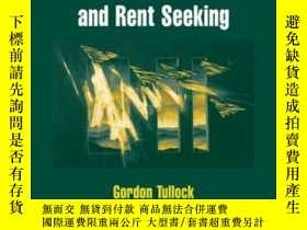 二手書博民逛書店Public罕見Goods, Redistribution And Rent SeekingY255562 G