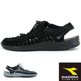 男款 DIADORA 柔軟EVA溯溪鞋 編織涼鞋 水陸鞋 護趾涼鞋 運動涼鞋 59鞋廊
