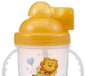 『121婦嬰用品館』小獅王辛巴自動吸管練習杯180ml
