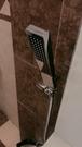 【麗室衛浴】國產精緻 F-782  可旋轉掛架+軟管+單段蓮蓬頭