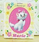 【震撼精品百貨】The Aristocats Marie 迪士尼瑪莉貓~便條本-黃花