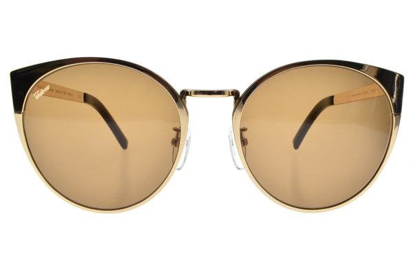 FAKE ME 太陽眼鏡 LEMMING OUTSIDENOTHINGH GLD (金) 韓系貓眼款 # 金橘眼鏡