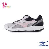 Mizuno女慢跑鞋 SPARK 5 美津濃跑步鞋 訓練鞋 輕量 耐磨運動鞋 I9253#粉紅◆OSOME奧森鞋業