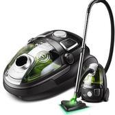 吸塵器家用手持式靜音強力除螨大功率小型迷你臥式吸塵機igo220V