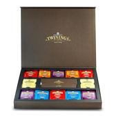 Twinings 唐寧茶 藝術家禮盒-經典紅茶系列(48茶包)│飲食生活家