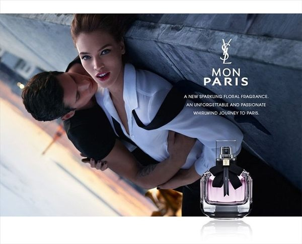 YSL 聖羅蘭 MON PARIS 慾望巴黎 女性淡香水 50ML◐香水綁馬尾◐