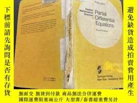 二手書博民逛書店Partial罕見Differential EquationsY171500 看圖 看圖