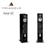 【新竹音響勝豐群】Triangle Esprit  Antal EZ  落地型喇叭 黑色 (Quatuor/cello/voce)