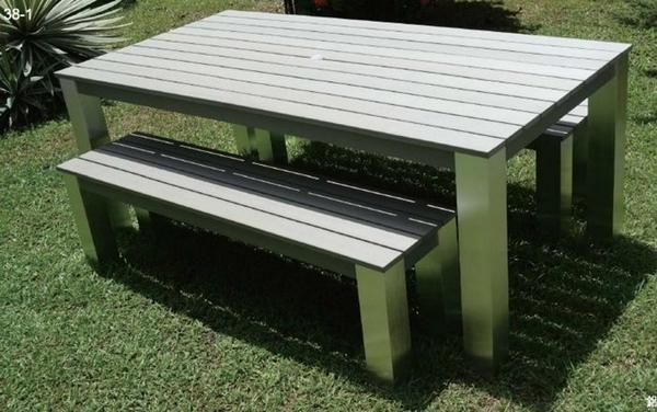 【南洋風休閒傢俱】戶外休閒桌椅系列-休閒餐桌椅組 餐桌椅組 PT-200