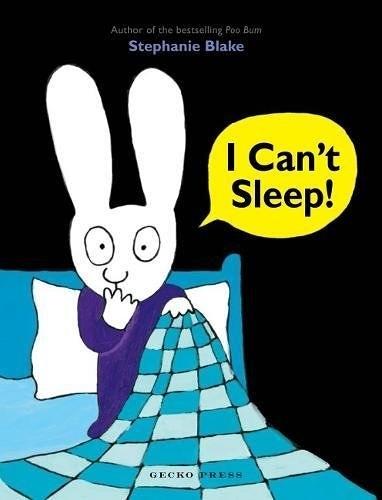 【麥克書店】I CAN'T SLEEP /英文繪本《主題: 床邊故事 Bedtime》