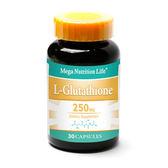 營養生活榖胱甘肽膠囊食品  30顆/瓶