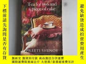二手書博民逛書店tea罕見for two and a piece of cake 兩人份的茶和一塊 糕Y172244 出