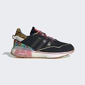 Adidas Zx 2k Boost Pure [GW2445] 男鞋 運動 休閒 愛迪達 虎紋 穿搭 緩震 黑 紅