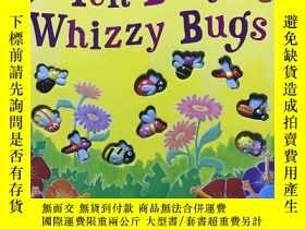 二手書博民逛書店Ten罕見Busy Whizzy BugsY351485 Rut