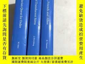 二手書博民逛書店the罕見confucian quest for order儒家對秩序的追求共三本合售Y25607 出版