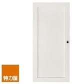 特力屋萊特書櫃 門片配件 白色 39x84x1.8cm