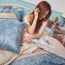 床包兩用被組 / 雙人加大【可莉安】含兩件枕套  100%天絲  戀家小舖台灣製AAU315